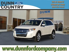 2014 Ford Edge Limited Limited  Crossover