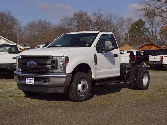 2019 Ford F-350 Super Duty XL Truck Regular Cab