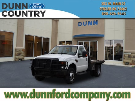 2008 Ford F-350 Chassis Cab Pickup Truck