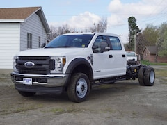 2019 Ford F-550 Chassis Cab XL Truck Crew Cab