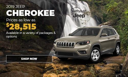 August | Cherokee