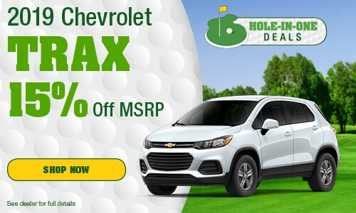 June   Chevy Trax