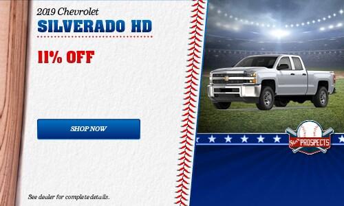 April | Silverado HD
