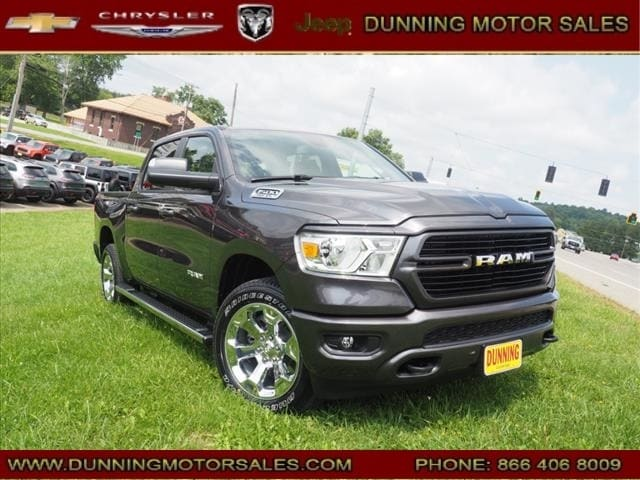 New 2019 Ram 1500 BIG HORN / LONE STAR CREW CAB 4X4 5'7 BOX For Sale | Cambridge OH 38960