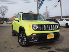 New 2018 Jeep Renegade LATITUDE 4X4 Sport Utility For Sale In Cambridge, OH