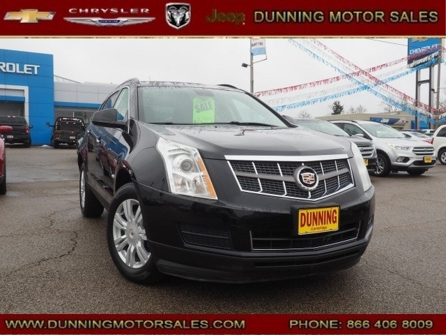 Used 2011 CADILLAC SRX Base SUV For Sale In Cambridge, OH