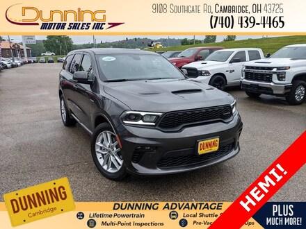 Used 2021 Dodge Durango R/T SUV for sale in Cambridge, OH
