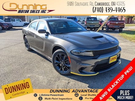 New 2020 Dodge Charger GT AWD Sedan for sale or lease in Cambridge, OH