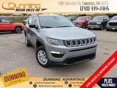 2021 Jeep Compass SPORT 4X4 Sport Utility For Sale In Cambridge, OH