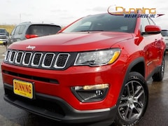 New 2019 Jeep Compass LATITUDE 4X4 Sport Utility For Sale In Cambridge, OH