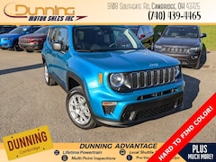 2021 Jeep Renegade SPORT 4X4 Sport Utility For Sale In Cambridge, OH