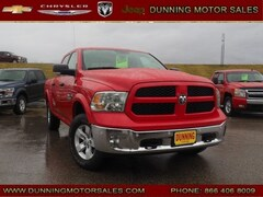 Used 2016 Ram 1500 SLT Truck Crew Cab For Sale In Cambridge, OH