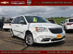 Used 2014 Chrysler Town & Country Limited Van For Sale In Cambridge, OH