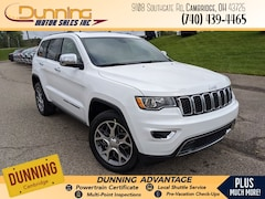 2021 Jeep Grand Cherokee LIMITED 4X4 Sport Utility For Sale In Cambridge, OH