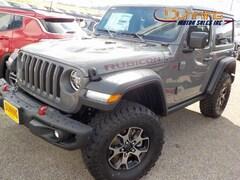 New 2019 Jeep Wrangler RUBICON 4X4 Sport Utility For Sale In Cambridge, OH