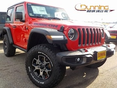 New 2019 Jeep Wrangler RUBICON 4X4 Sport Utility for sale in Cambridge, OH