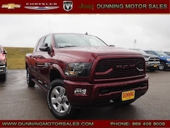 New 2018 Ram 2500 BIG HORN MEGA CAB 4X4 6'4 BOX Mega Cab For Sale In Cambridge, OH