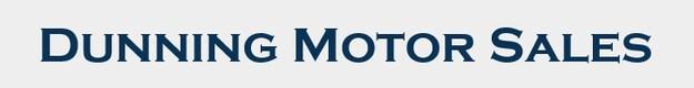 Dunning Motor Sales