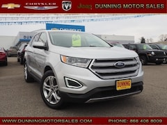 2018 Ford Edge Titanium SUV For Sale In Cambridge, OH