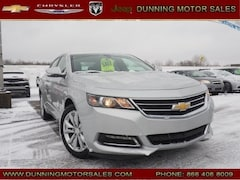 Used 2018 Chevrolet Impala for sale in Cambridge, OH