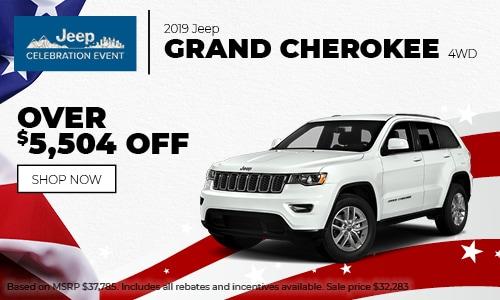 May | 2019 Grand Cherokee