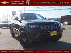 New 2019 Jeep Grand Cherokee ALTITUDE 4X4 Sport Utility For Sale In Cambridge, OH
