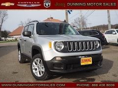 New 2018 Jeep Renegade SPORT 4X4 Sport Utility For Sale In Cambridge, OH