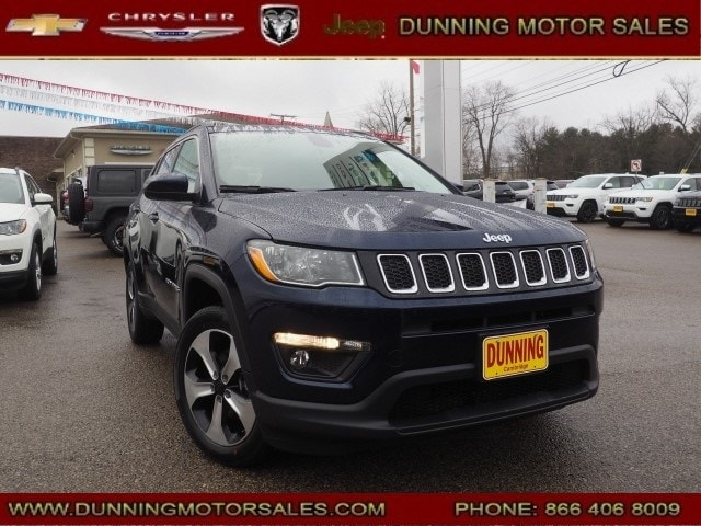 2019 Jeep Compass LATITUDE 4X4 Sport Utility For Sale In Cambridge, OH