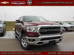 2019 Ram 1500 BIG HORN / LONE STAR CREW CAB 4X4 5'7 BOX Crew Cab For Sale In Cambridge, OH