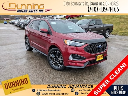 Used 2019 Ford Edge ST SUV for sale in Cambridge, OH