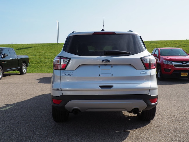 used 2018 ford escape for sale cambridge oh stock 38571. Black Bedroom Furniture Sets. Home Design Ideas