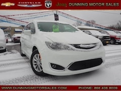 Used 2018 Chrysler Pacifica Touring L Van For Sale In Cambridge, OH