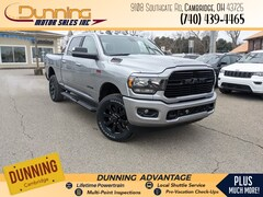 2021 Ram 2500 BIG HORN CREW CAB 4X4 6'4 BOX Crew Cab For Sale In Cambridge, OH