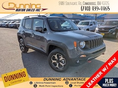 2021 Jeep Renegade TRAILHAWK 4X4 Sport Utility For Sale In Cambridge, OH