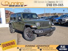 2021 Jeep Wrangler UNLIMITED 80TH ANNIVERSARY 4X4 Sport Utility For Sale In Cambridge, OH