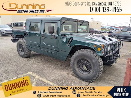 1995 AM General Hummer LE S/C All-Trac SUV