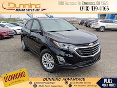 2021 Chevrolet Equinox LS w/1LS SUV For Sale in Cambridge OH