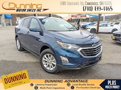 2021 Chevrolet Equinox LT w/1LT SUV For Sale in Cambridge OH
