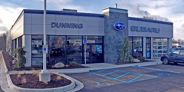 Subaru Ann Arbor >> About Dunning Subaru Dealership In Ann Arbor New Subaru Used Car
