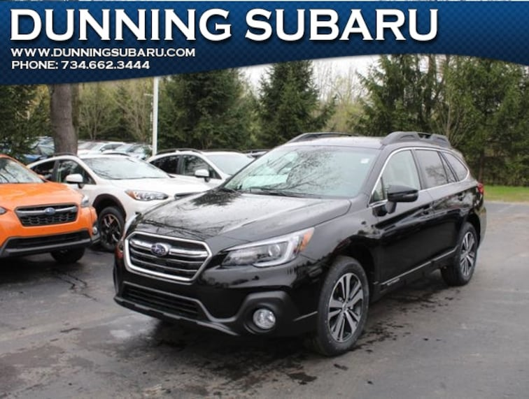 New 2019 Subaru Outback 2.5i Limited SUV Ann Arbor