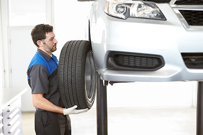 Tire Special: $50.00 OFF a set of 4 Tires