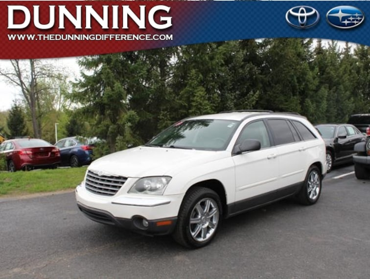 Used 2006 Chrysler Pacifica Touring SUV in Ann Arbor