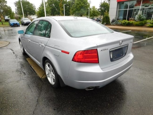 Used Acura TL For Sale Ann Arbor MI Serving Ypsilanti - 2005 acura tl wheel size