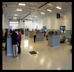 Service Center Photo, Toyota Dealers, Michigan - Dunning Toyota