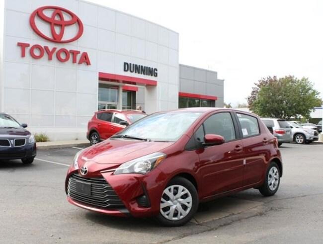New 2018 Toyota Yaris L Hatchback in Ann Arbor, MI
