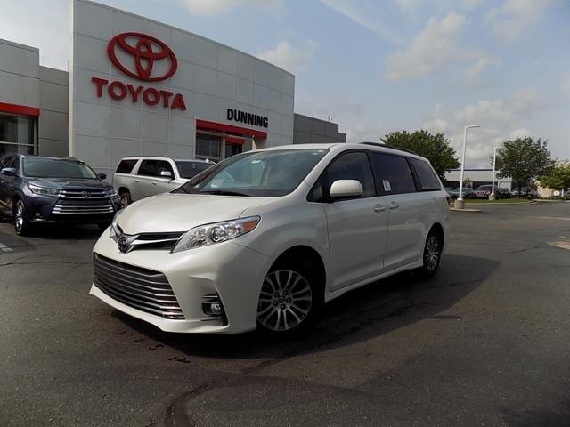 Marvelous New 2018 Toyota Sienna XLE Premium Minivan/Van In Ann Arbor, MI