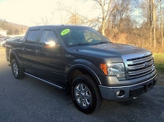 2013 Ford F-150 Lariat Crew Cab Short Bed Truck for sale near Keene, NH