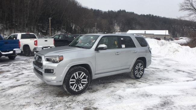 New  2018 Toyota 4Runner Limited SUV For Sale near Keene NH