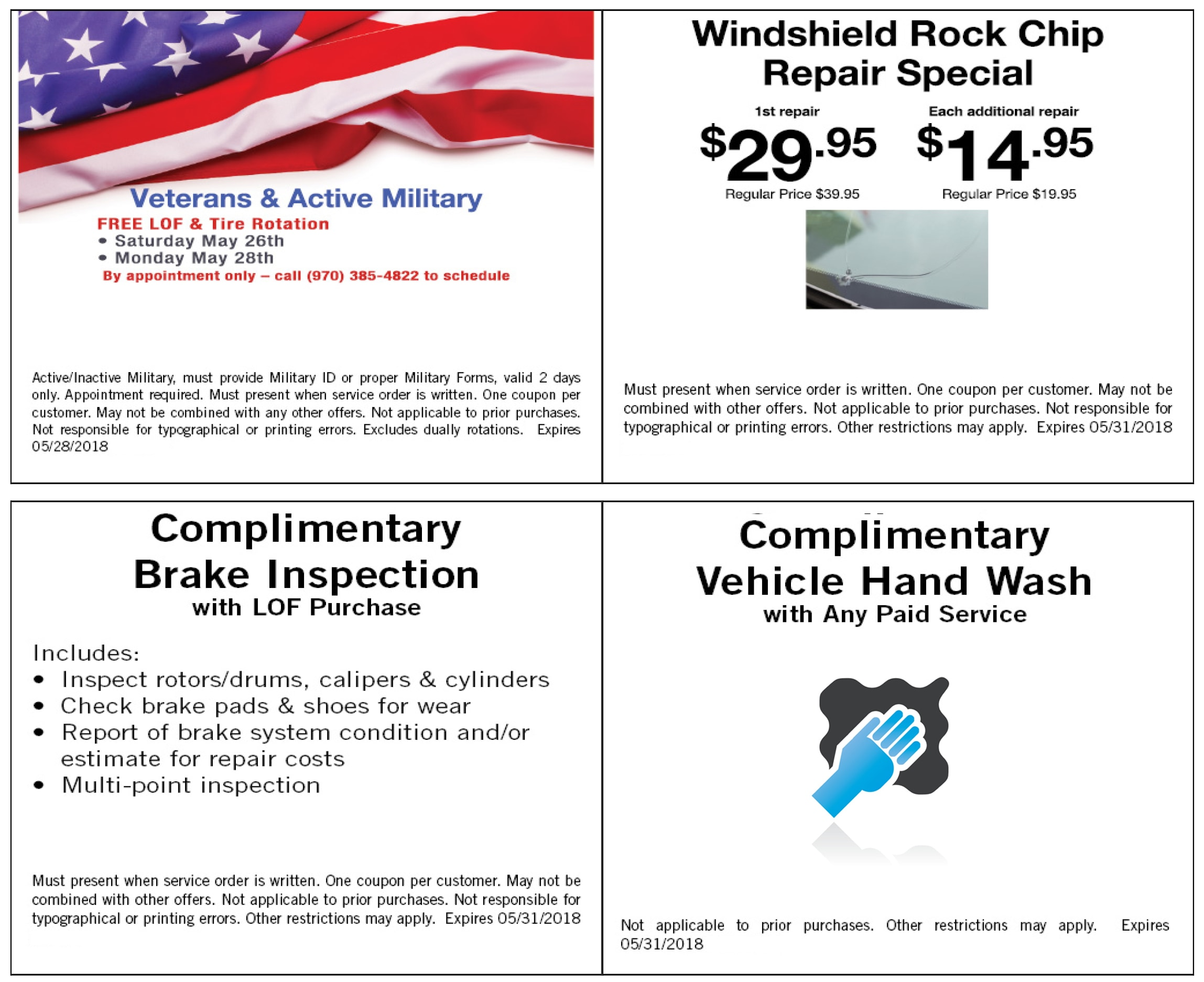 department service specials coupons ford wiscasset