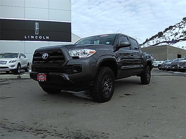 2016 Toyota Tacoma SR Truck Double Cab